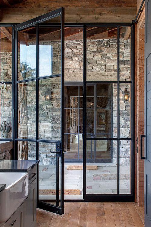 √ 27+ meilleurs traitements de fenêtre de planification pour portes françaises