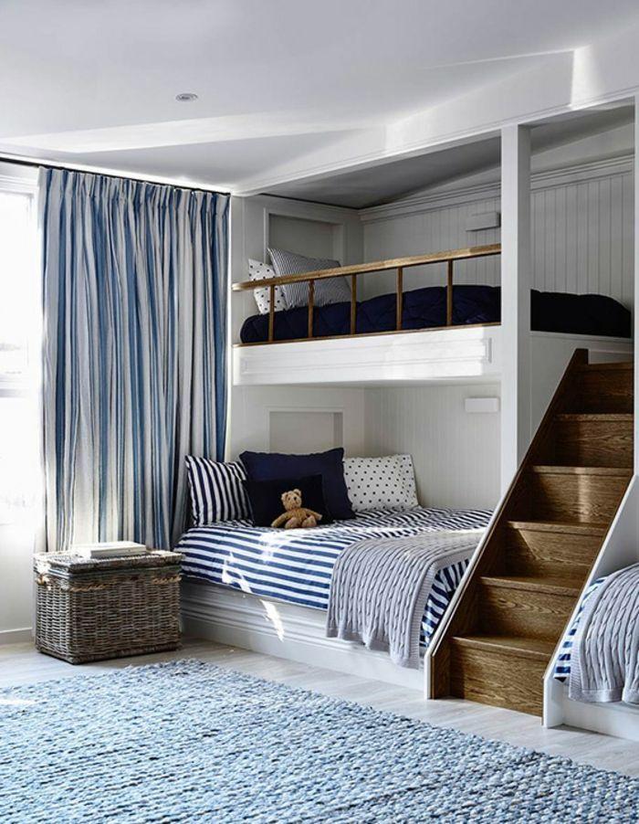 ▷ 1001 + bonnes idées pour aménager votre chambre en mezzanine …