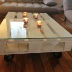 ▷ 1001 + idées DIY pour faire une table de chevet en palette et autres objets récup