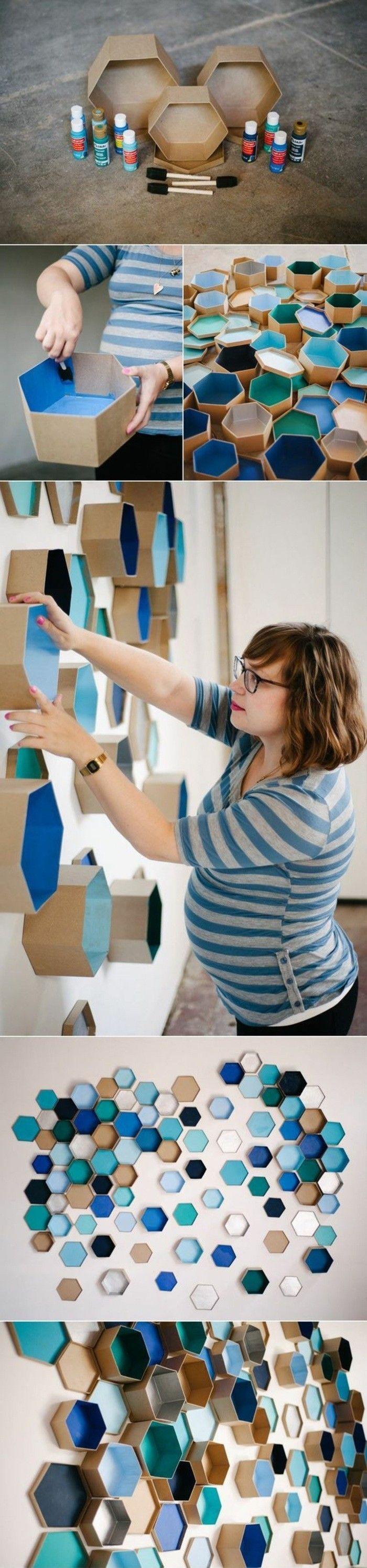 ▷ 1001+ idées sur la création d'une décoration murale créative vous-même!