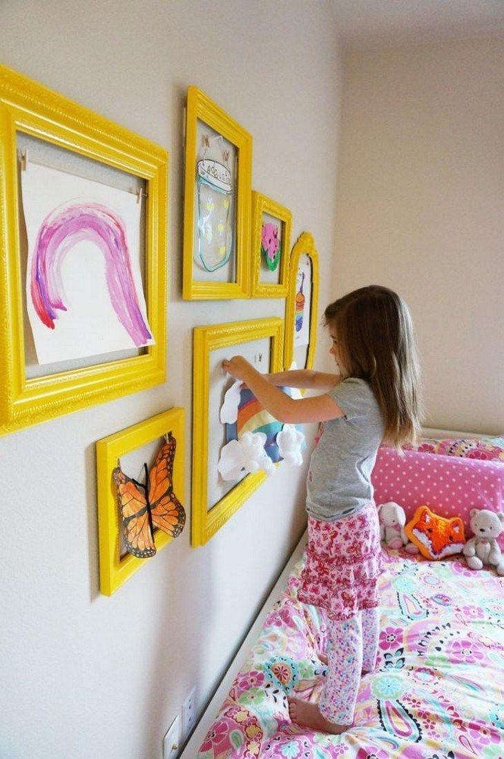 ✔ 43 idées de chambre à coucher pour filles créatives 2 – Idées créatives