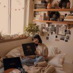 ✔70 idées de dortoir mignon et cool que vous devez copier dès maintenant 1