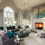 📌 20 intérieurs de beaux salons | Autorisé dans mon blog personnel, w ...