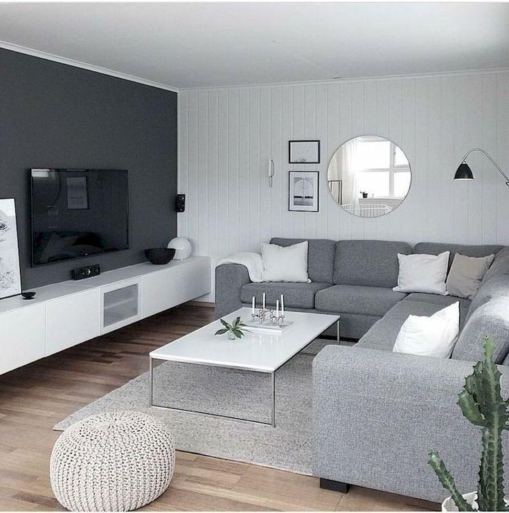 01 Idées de vie élégantes – #Elegant #Livingroom #Home Ideas