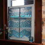 10+ beaux designs pour des idées de traitement de fenêtres de salle de bains