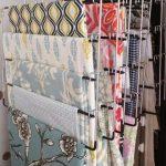 10 façons créatives et uniques de stocker le tissu
