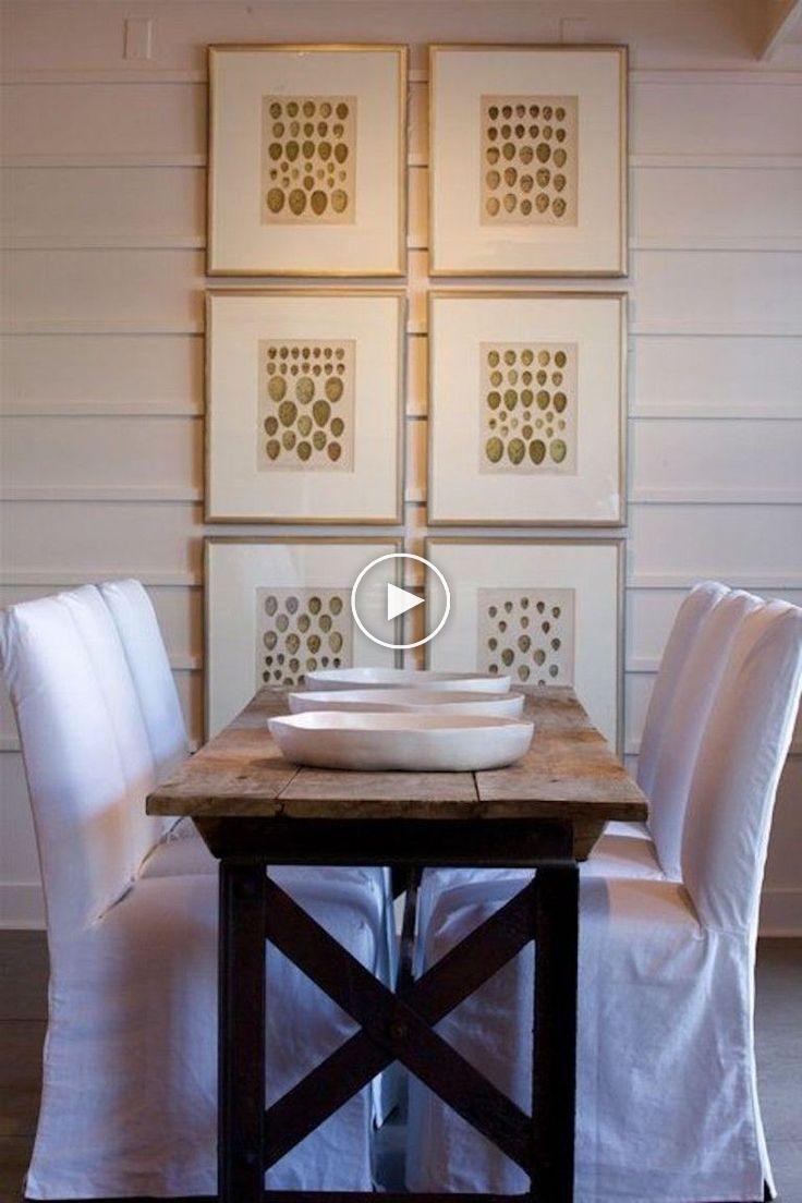 10 tables à manger étroites pour une petite salle à manger