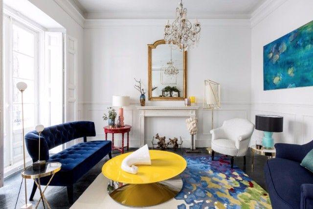 11 canapés modernes remarquables que vous voudrez avoir ce printemps | Salon …