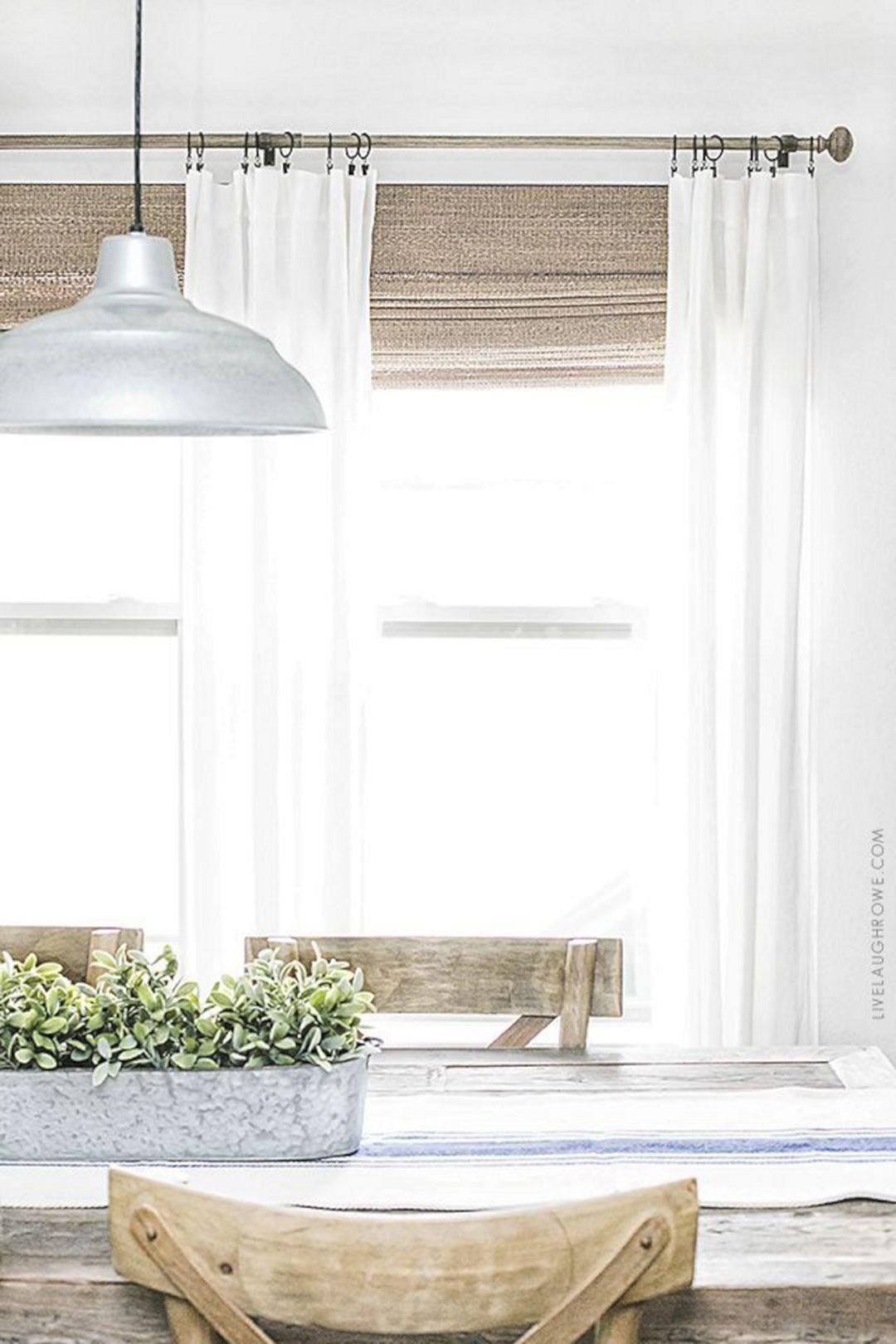 12 meilleurs styles de traitements pour fenêtres de ferme simples à connaître #windowtreatme …