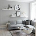 120 idées de design de mur de salon!