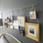 14 façons d'utiliser les tringles à rideaux décoratives, autre... que pour suspendre des rideaux!