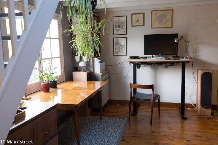 Bureaux assis-debout & perspectives