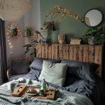 Décoration de la chambre Petite chambre à coucher; zone tranquille; le style de décoration; Décoration de la maison