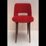Paire de petite chaises de chambre d'origine et d'époque années 1960