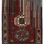 Tapis traditionnels détournés par Faig Ahmed