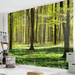 Set de rideaux Bernita avec oeillets, opaqueWayfair.de