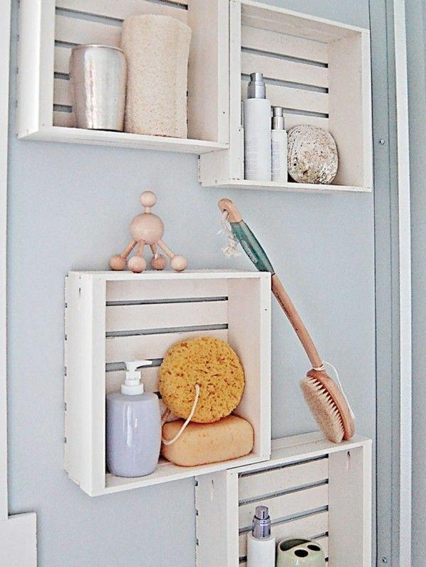 Idées de salles de bains pour les petites salles de bains – pour gagner plus d'espace