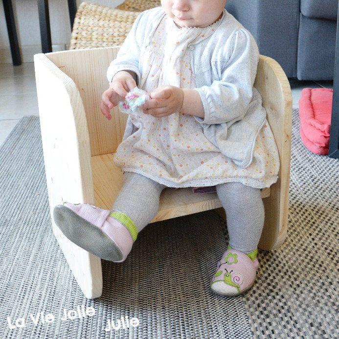 Notre chaise évolutive (Montessori & cie) | Activités pour tout-petits | Monte…