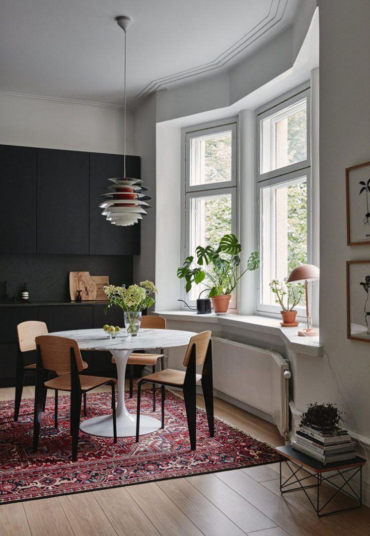 [ Idée déco ] Un tapis persan dans la cuisine