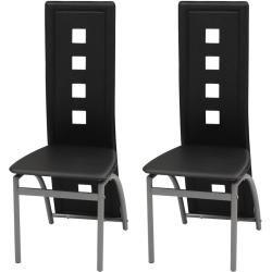 Chaise de salle à manger Boltan en velours gris et bois clair Made.comMade.com