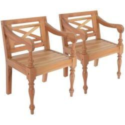 4x chaise de jardin à bière Berlin, chaise de jardin pliante, laqué acacia 'brun foncé MendlerMendler