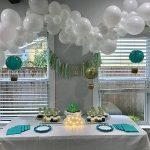 Kit de décoration de montgolfière bricolage, décoration de chambre d'enfant en ballon à air chaud, décoration de fête de naissance, idées de chambre d'enfant bébé, thème de voyage chambre d'enfant - jeu de 3