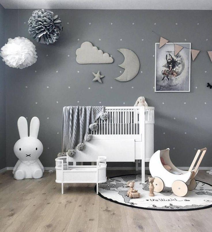 18 jolies idées de chambre pour bébé