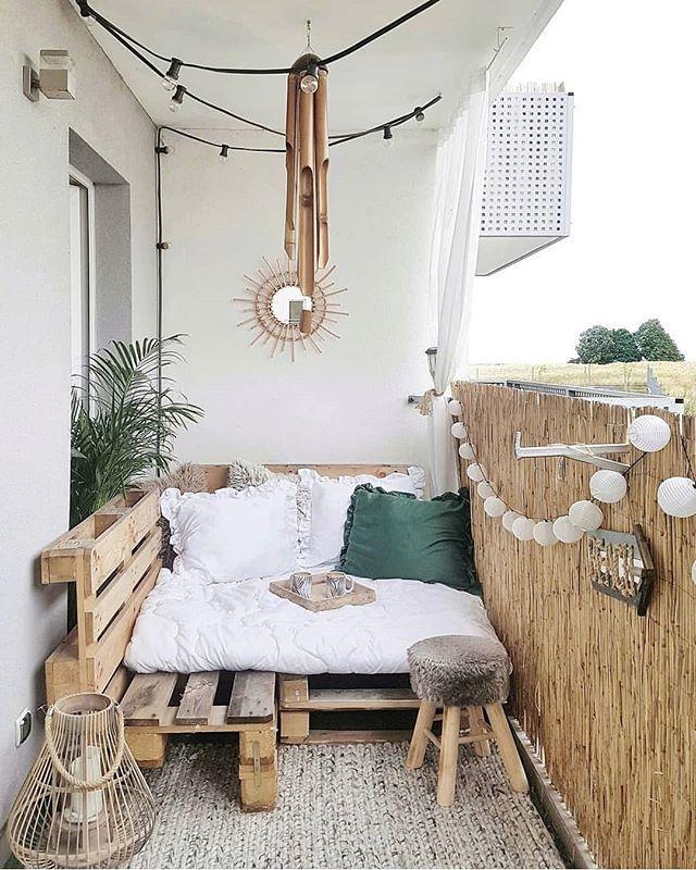 19 + Meubles en bois pour palettes de bricolage Idées pour 2018 #beddecorations # Idées #pallets …