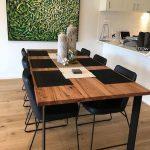 20+ Meilleurs meubles de salle à manger industriels modernes ... - #de #Ranger #Meubles # ...