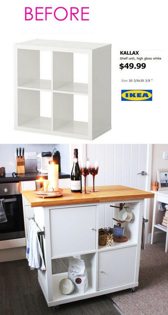 20+ astuces Ikea intelligentes et magnifiques (et d'excellents tutoriels)