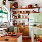 20 belles idées de design de cuisine rétro