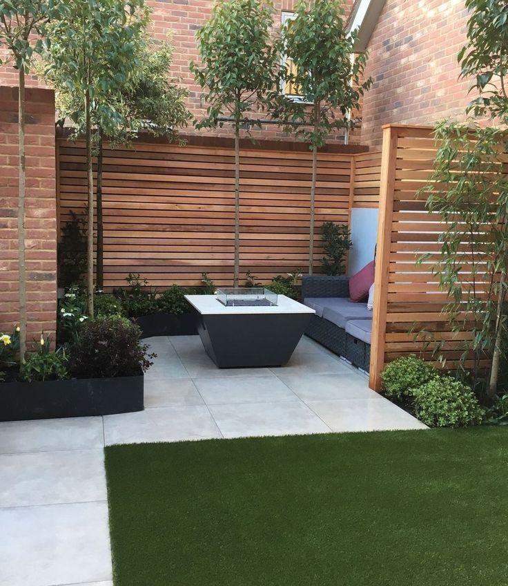 20+ étonnantes idées de design de terrasse extérieure pour votre jardin