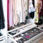 20 incroyables petites idées de dressing et de métamorphose - #Closet #Ideas #Incredibl ...