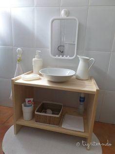 20 objets pour la salle de bain pour enfants Montessorizar – Tigriteando