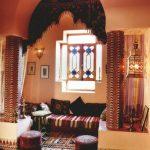 22 idées de décoration de salons marocains à la manière de l'Orient