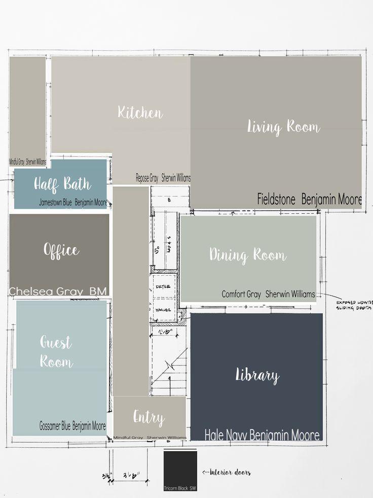 25 +> Idées de couleurs pour la cuisine et le salon. Idées de couleurs pour les enfants …
