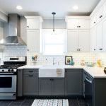 30+ belles idées de design d'armoires de cuisine modernes