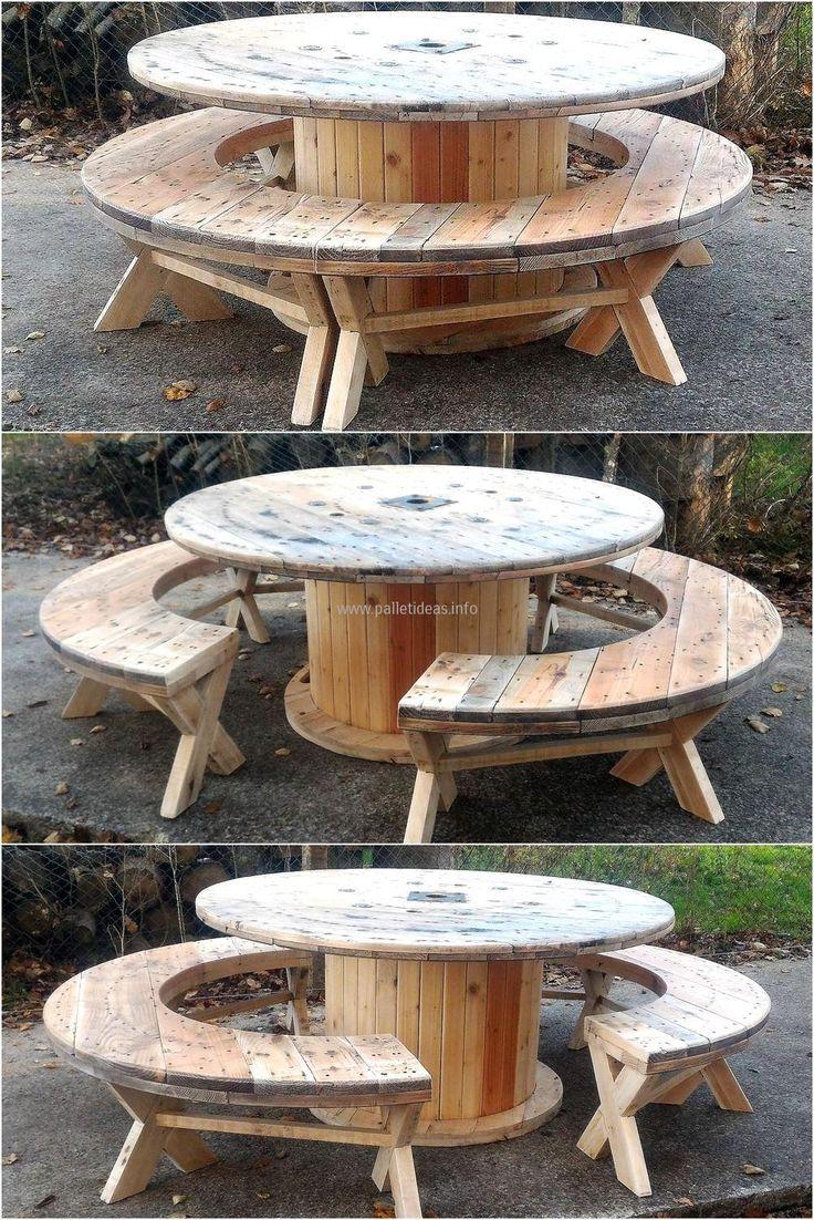 30 grandes idées de table de patio pour votre maison