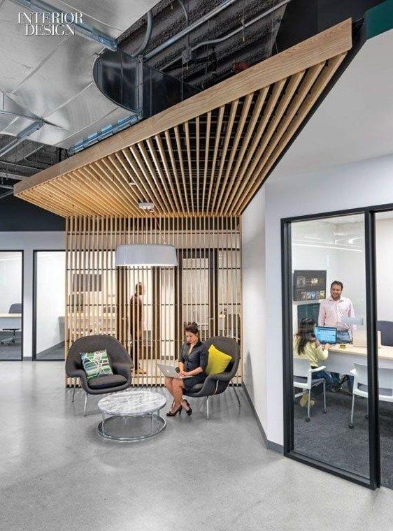 30+ idées de design d'intérieur de bureau impressionnant