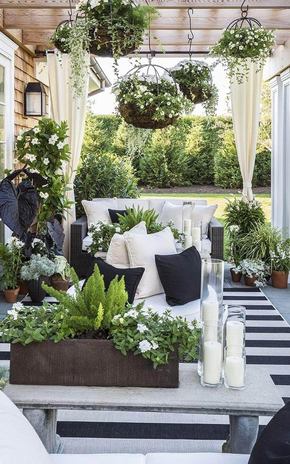 31 idées élégantes de rideaux extérieurs pour rafraîchir votre environnement extérieur