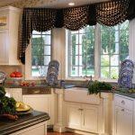 32 meilleures idées de traitement de fenêtre de cuisine