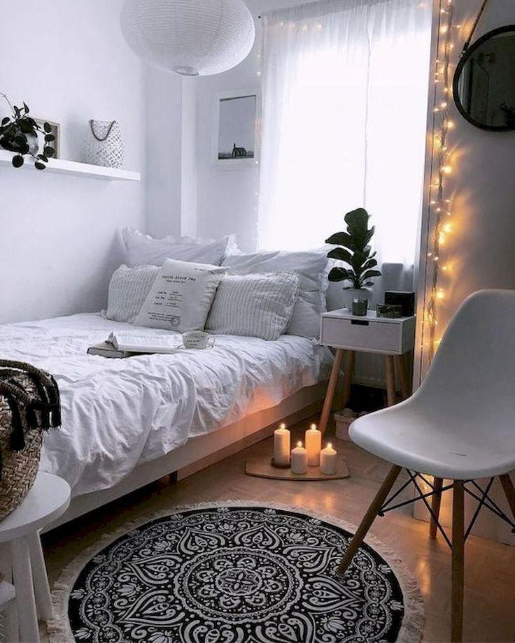 33 grandes idées de décoration de chambre à coucher College et Remodel – Décoration – #Coll