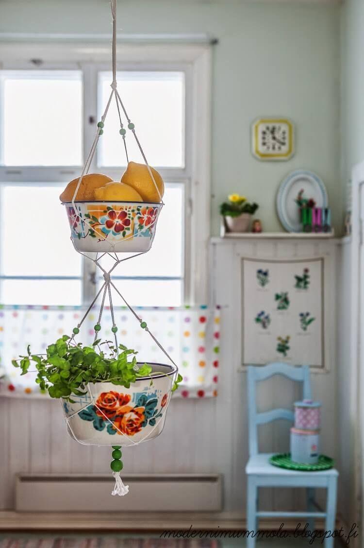 34 idées de design et de décoration de cuisine vintage qui passent l'épreuve du temps