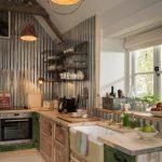 35 Armoires de cuisine Farmhouse Des idées pour une cuisine chaleureuse et attrayante dans votre maison