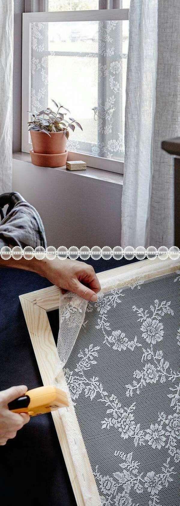 35 idées et guides de traitement de fenêtre à faire soi-même – Décorations pour la maison