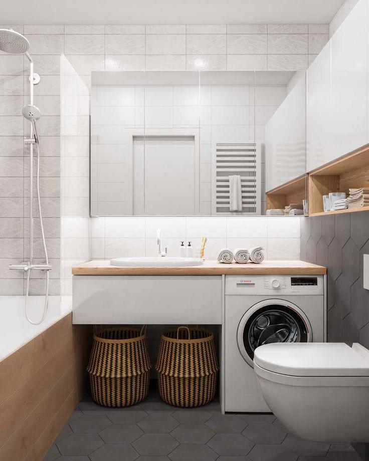 40 meubles-lavabos modernes qui débordent de style