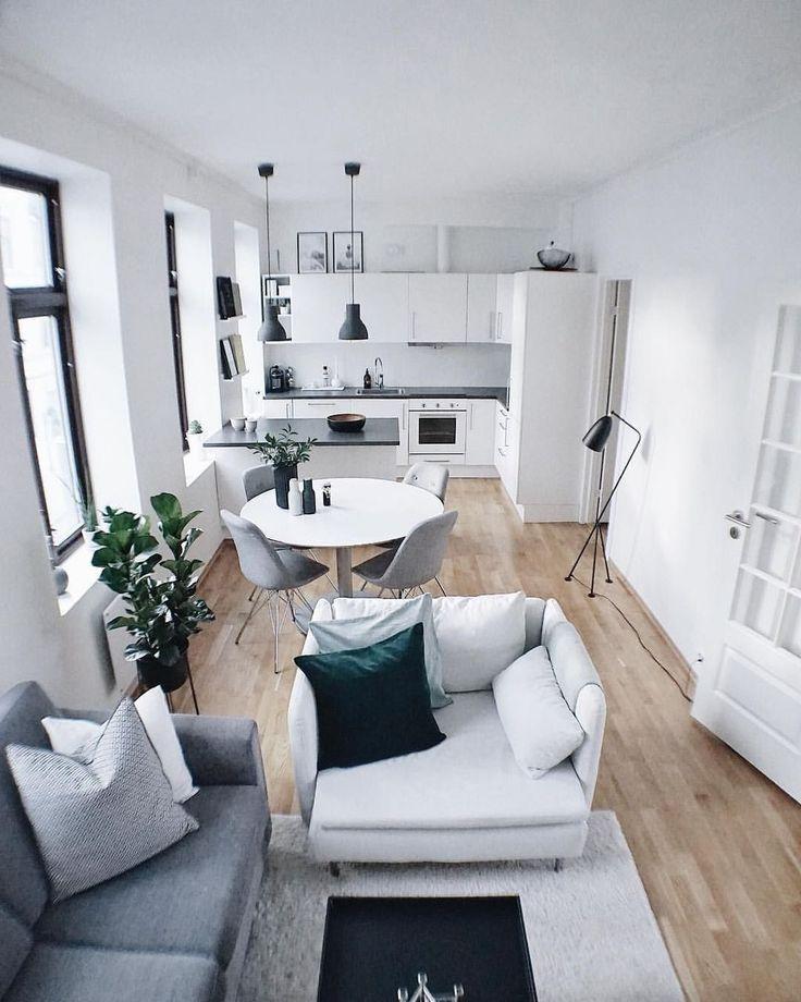 41 Incroyable petit salon de l'appartement