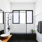 43 idées de design de douche à l'italienne à prendre en compte