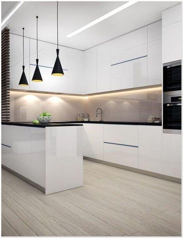 43 superbes idées de design de cuisine de luxe