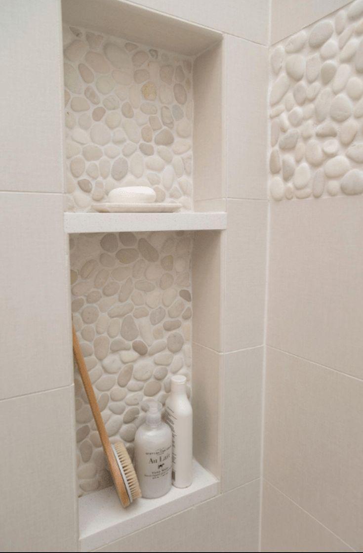 47 belles idées de décoration de carrelage de douche de salle de bains
